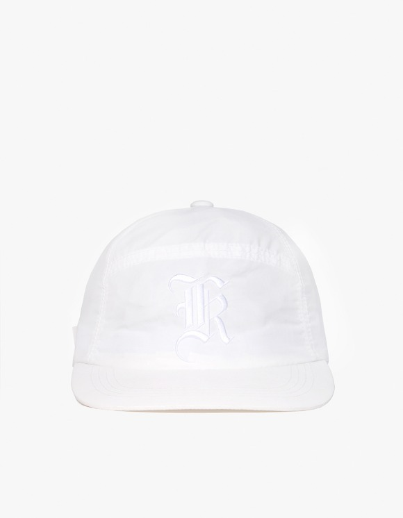 LORES Old England Button Cap - White   HEIGHTS.   하이츠 온라인 스토어