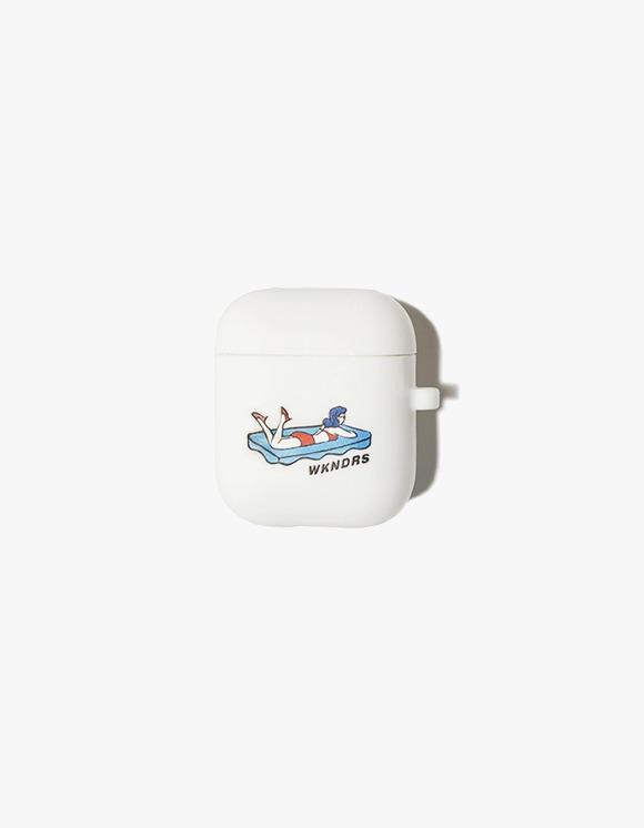 WKNDRS FG Airpod Case - White | HEIGHTS. | International Store