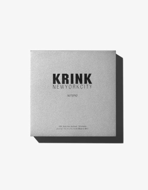 Krink Krink Notepad | HEIGHTS. | 하이츠 온라인 스토어