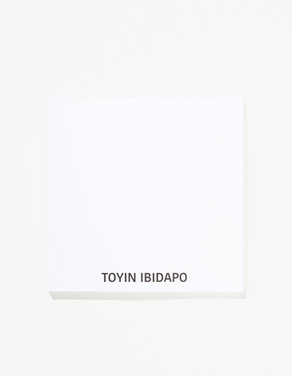Souvenir Toyin Ibidapo | HEIGHTS. | 하이츠 온라인 스토어