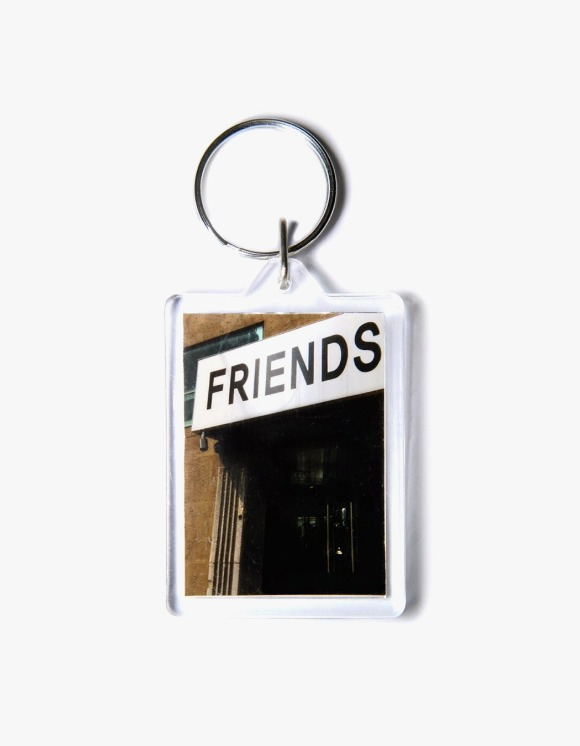 Would Space Key Ring 008 - Friends | HEIGHTS. | International Store