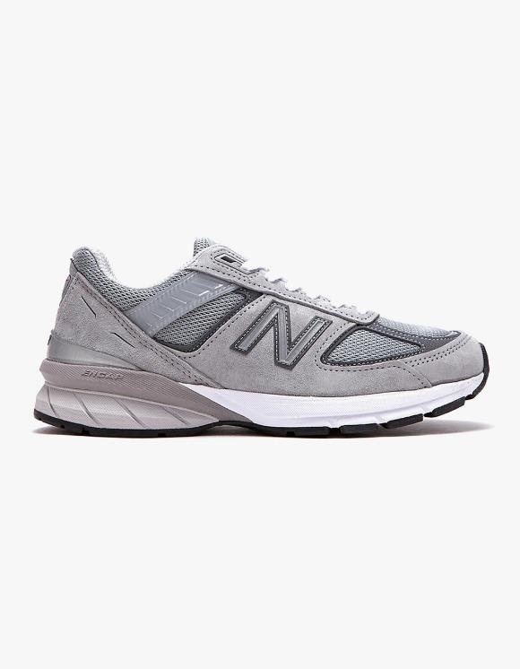New Balance W990V5 - Grey | HEIGHTS. | 하이츠 온라인 스토어