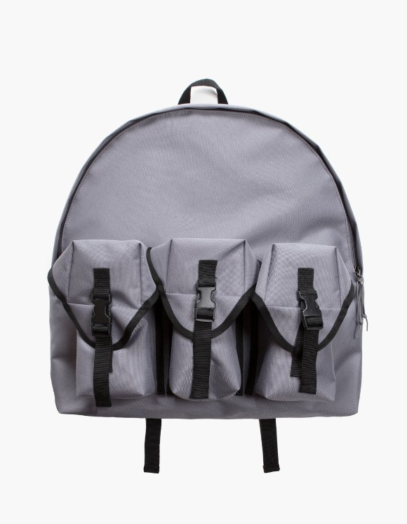 LORES 3 Pocket Backpack - Charcoal Grey | HEIGHTS. | International Store