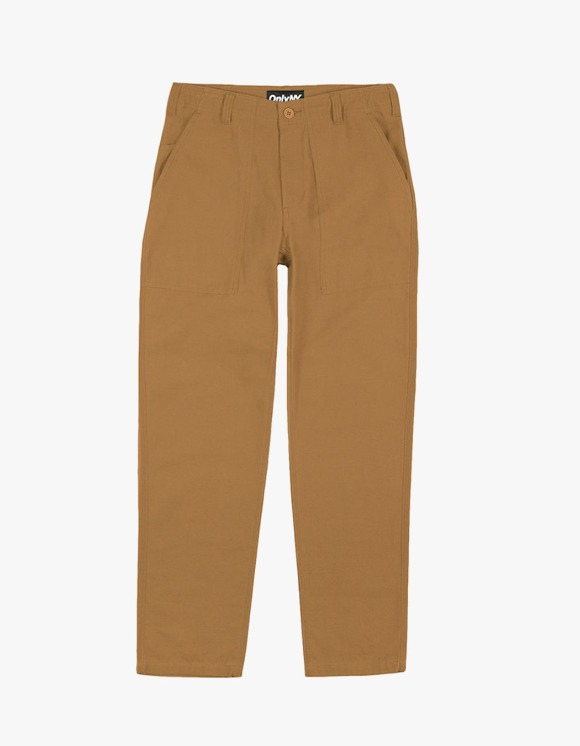 Only NY Canvas Fatigue Pants - Camel | HEIGHTS. | 하이츠 온라인 스토어