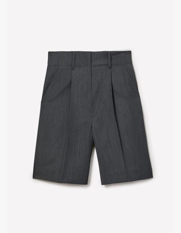 s/e/o Light Bermuda Shorts - Grey | HEIGHTS. | 하이츠 온라인 스토어