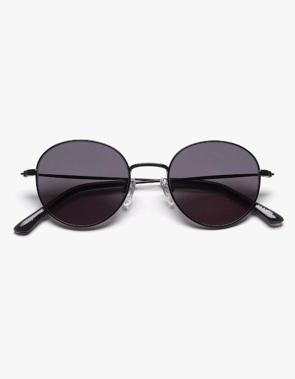 SUN BUDDIES Ozzy - Black/Transparent Grey | HEIGHTS. | 하이츠 온라인 스토어