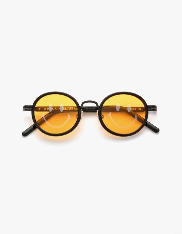 AKILA Ethos x Chinatown Market - Black/Yellow | HEIGHTS. | 하이츠 온라인 스토어