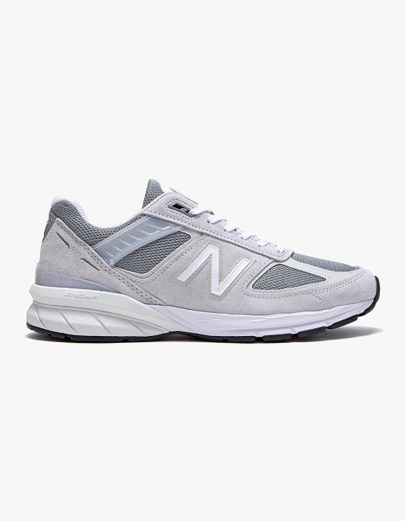 New Balance W990V5 - White | HEIGHTS. | 하이츠 온라인 스토어
