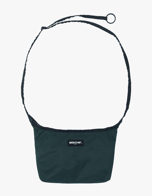MISCHIEF Light Cross Body Bag - Dark Green/Black | HEIGHTS. | International Store