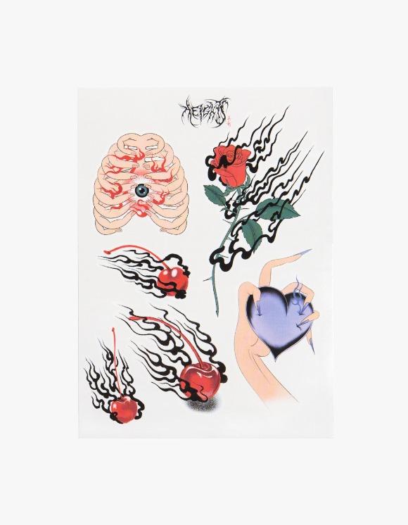 HEIGHTS. X MIKI MIKI Tattoo Sticker | HEIGHTS. | International Store