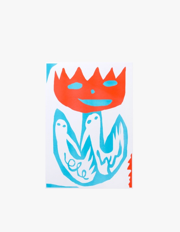 Balansa X More Love By Kentaro Kentaro Poster A3 Ver4 | HEIGHTS. | International Store