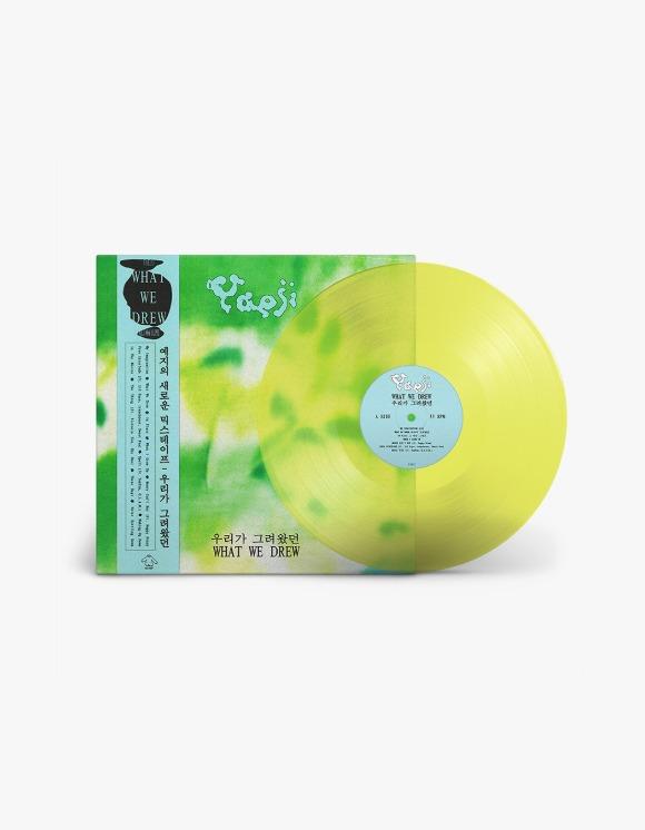 Yaeji Yaeji - WHAT WE DREW 우리가 그려왔던 LP | HEIGHTS. | International Store