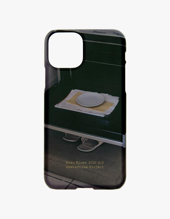 Enzo Blues Quarantine Digital Print Phone Case - Unclosed Oven | HEIGHTS. | 하이츠 온라인 스토어