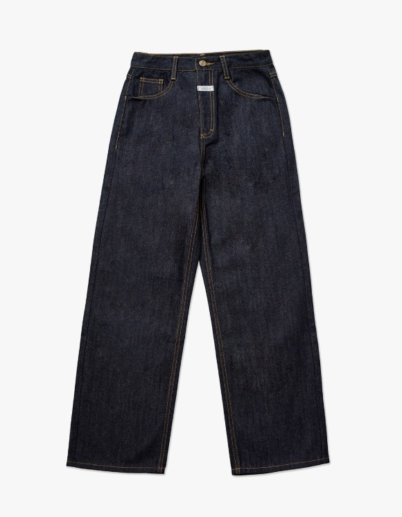 Marith+Franois Girbaud MARITHE W WIDE JEANS rigid blue | HEIGHTS. | International Store