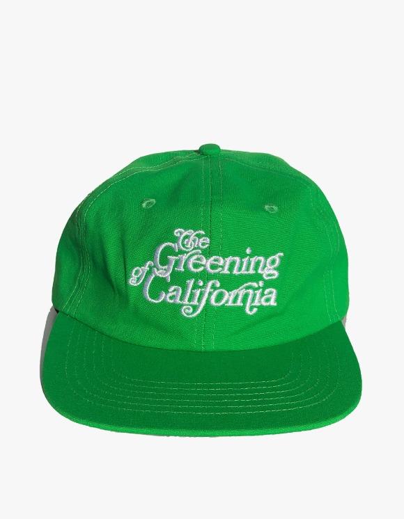 Mister Green Greening Cap - Green | HEIGHTS. | International Store