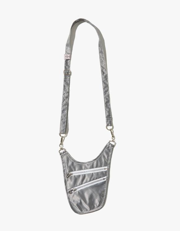 JOEGUSH Travel Cross Bag - Shining Silver | HEIGHTS. | International Store