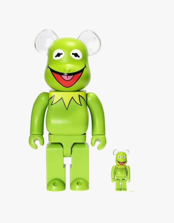 Medicom Toy BE@RBRICK Kermit The Frog 400% & 100% | HEIGHTS. | International Store