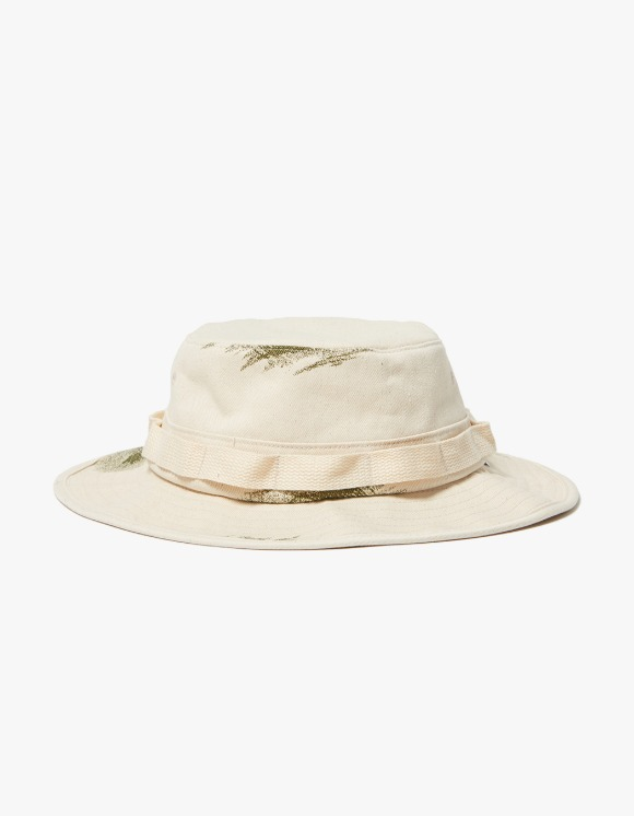 LORES German Snow Camo Boonie Hat - Natural | HEIGHTS. | International Store