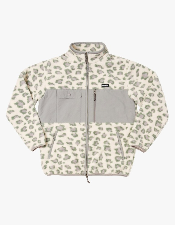 Only NY Highland Fleece - Leopard | HEIGHTS. | International Store
