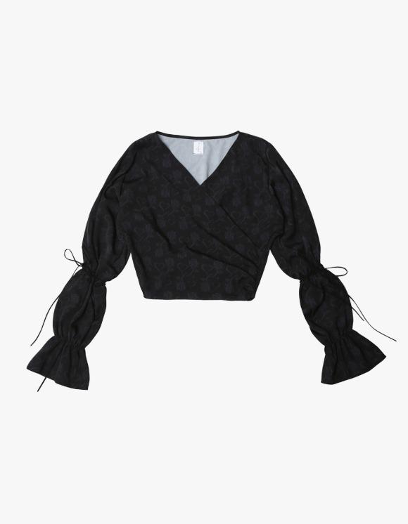145Office Macy blouse - Black | HEIGHTS. | 하이츠 온라인 스토어