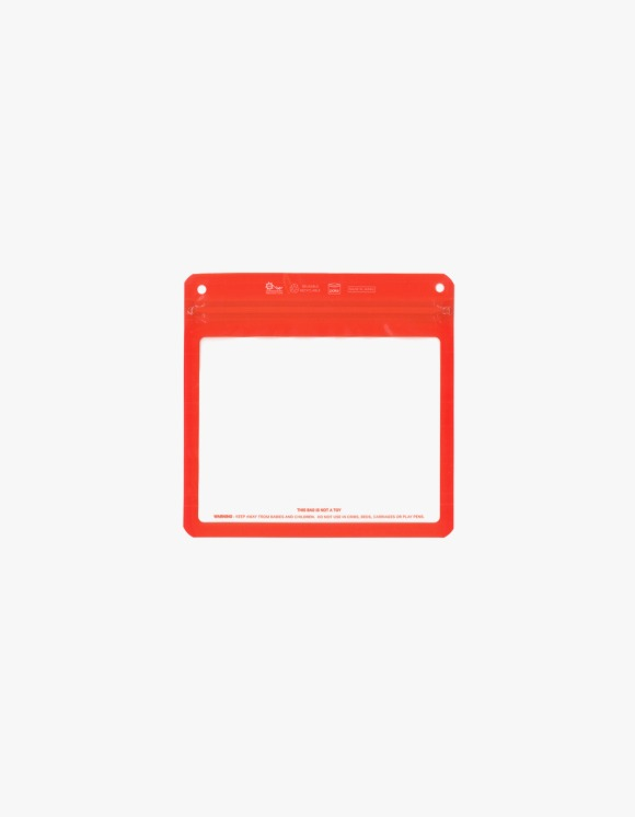 Pake®︎ The Clandestine - Frame Orange Red | HEIGHTS. | 하이츠 온라인 스토어