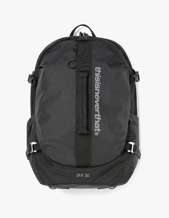 thisisneverthat SFX 30 Backpack - Black | HEIGHTS. | 하이츠 온라인 스토어