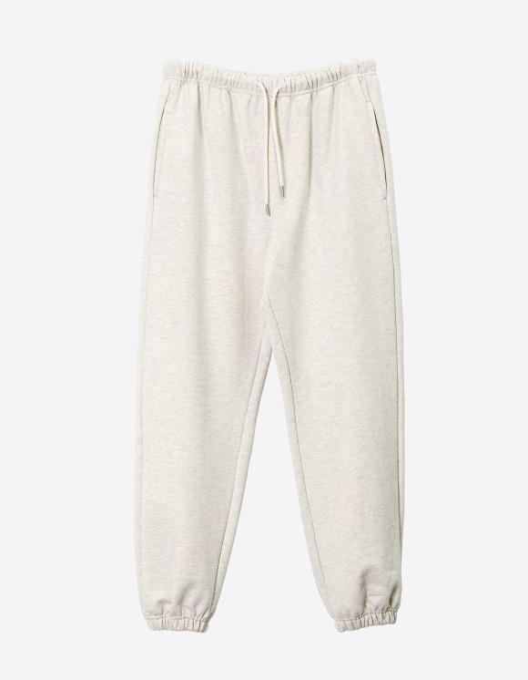 Brown Yard Essential Sweat Pants - Ecru | HEIGHTS. | 하이츠 온라인 스토어
