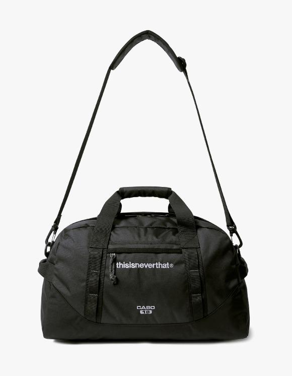thisisneverthat CA90 18 Duffle - Black | HEIGHTS. | International Store