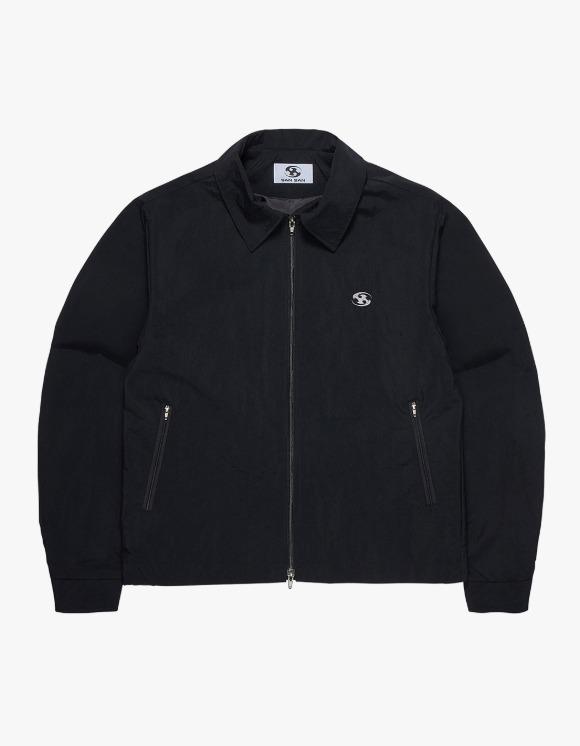 San San Coach Jacket - Black | HEIGHTS. | International Store