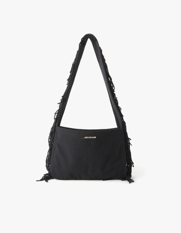 s/e/o Mini Fringe Bag - Black | HEIGHTS. | International Store