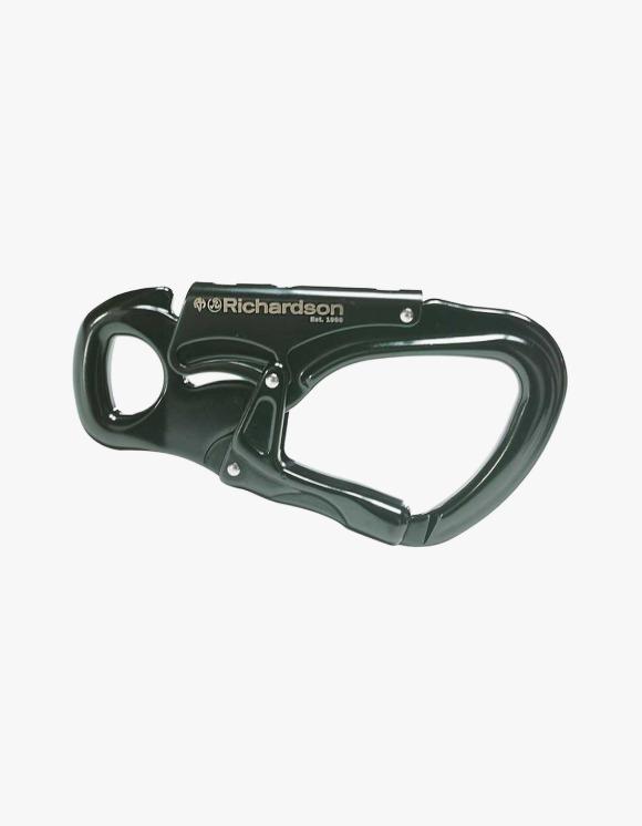 Richardson Richardson X-Kong Caribiner - Black | HEIGHTS. | International Store