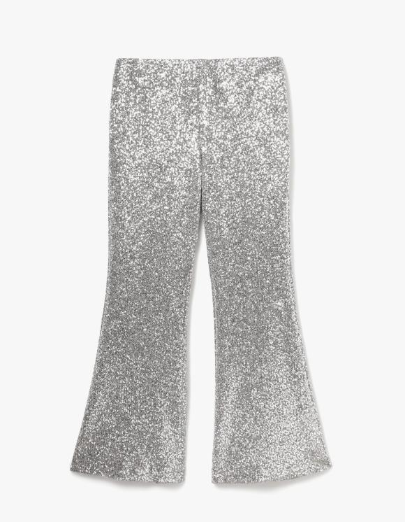 s/e/o Spangle Pants - Silver | HEIGHTS. | 하이츠 온라인 스토어