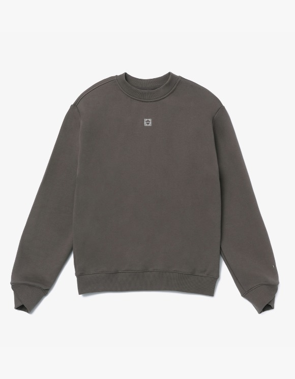 IISE Essential Line Crewneck - Clay | HEIGHTS. | International Store