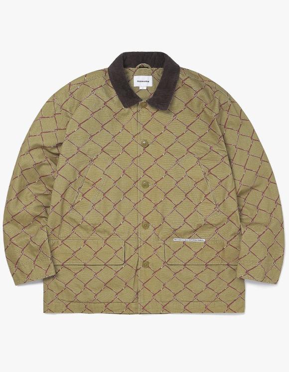 thisisneverthat Chore Jacket - Fence | HEIGHTS. | International Store