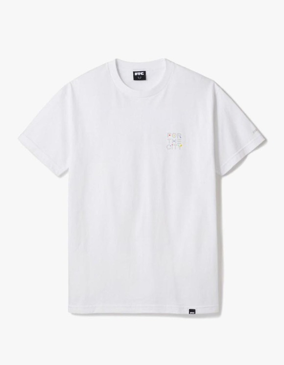 FTC FOR THE CITY by YOON S/S Tee - White | HEIGHTS. | 하이츠 온라인 스토어