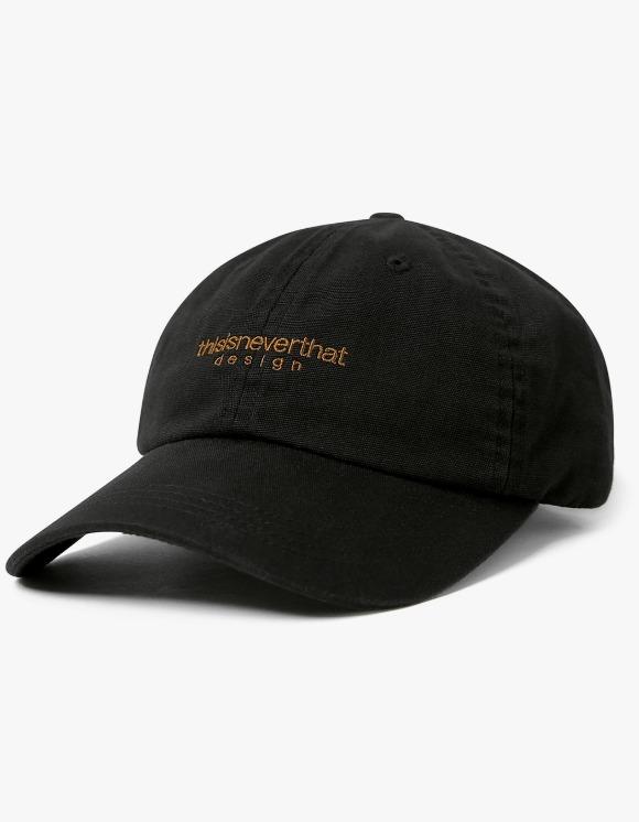 thisisneverthat L-Logo Cap - Black   HEIGHTS.   International Store