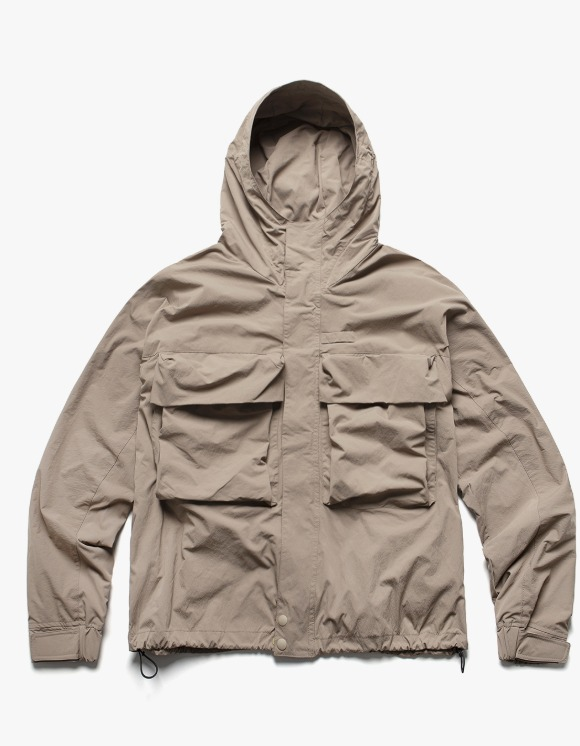 LORES Fly Fishing Jacket - Beige | HEIGHTS. | International Store