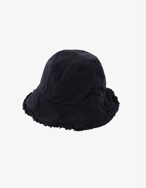 Brown Yard Bucket Hat - Black | HEIGHTS. | 하이츠 온라인 스토어