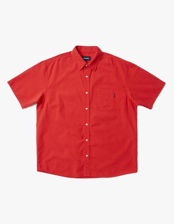 WKNDRS Basic S/S Shirt - Red | HEIGHTS. | International Store