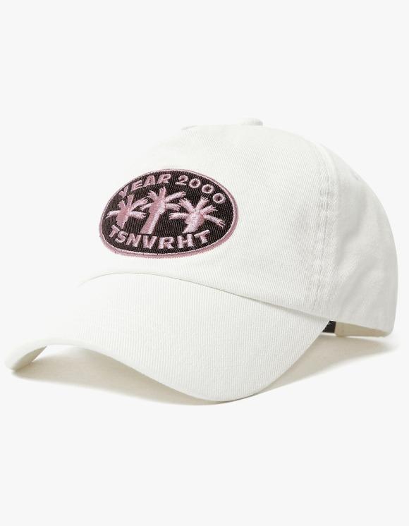 thisisneverthat Palm Trucker Cap - White | HEIGHTS. | 하이츠 온라인 스토어