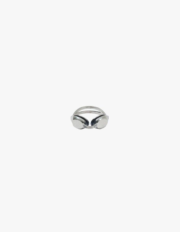 Kruchi lab Swimming Goggles Ring - Silver | HEIGHTS. | International Store