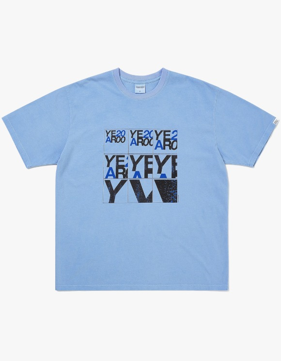 thisisneverthat YEAR 2000 Tee - Ice | HEIGHTS. | International Store