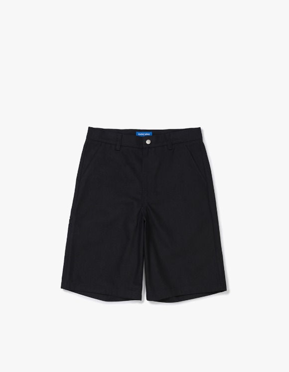 Know Wave Cotton Shorts - Black | HEIGHTS. | International Store
