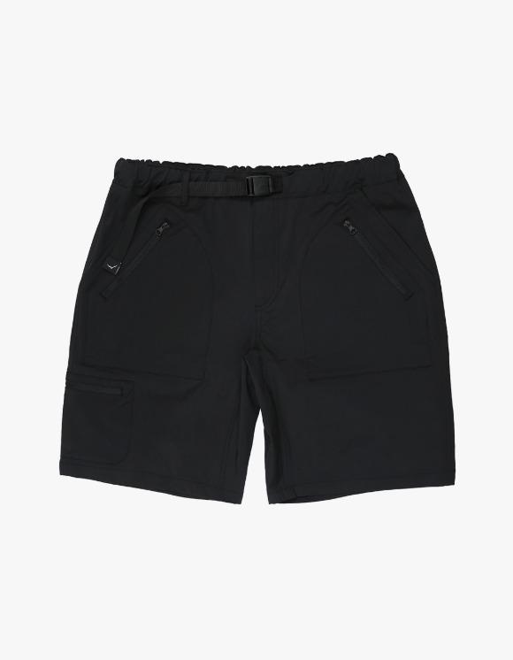 Cayl Mountain Shorts - Black | HEIGHTS. | 하이츠 온라인 스토어