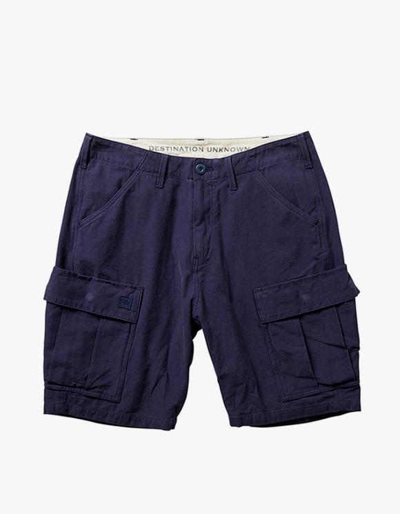 Liberaiders Liberaiders Army Shorts - Navy | HEIGHTS. | 하이츠 온라인 스토어