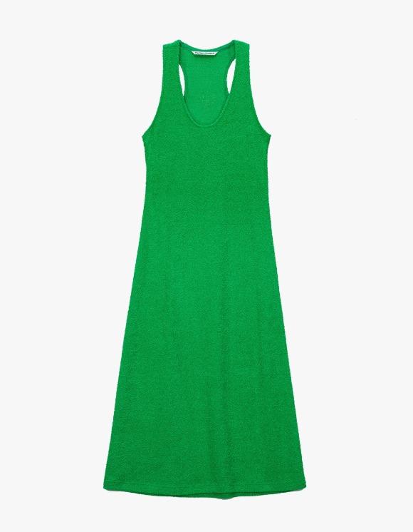TheOpen Product Terry Sleeveless Dress - Green | HEIGHTS. | 하이츠 온라인 스토어