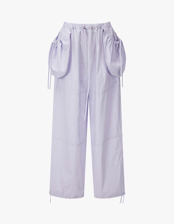 TheOpen Product Patch-Pocket Pants - Purple | HEIGHTS. | 하이츠 온라인 스토어