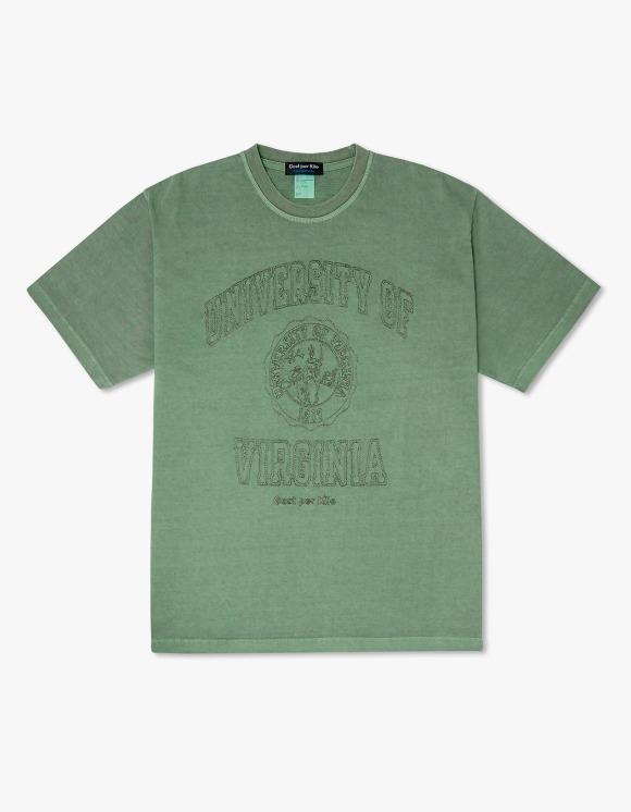 Cost Per Kilo College S/S Tee - Dark Green | HEIGHTS. | International Store
