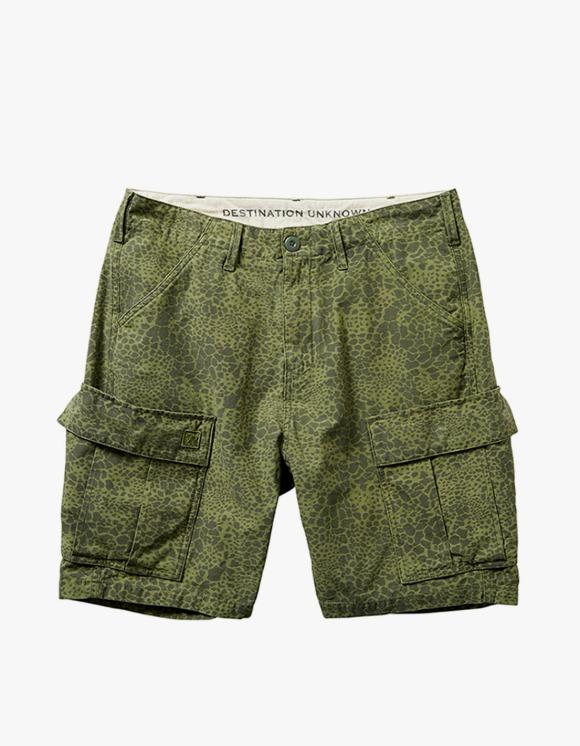 Liberaiders Liberaiders Army Shorts - Olive/Camo | HEIGHTS. | 하이츠 온라인 스토어