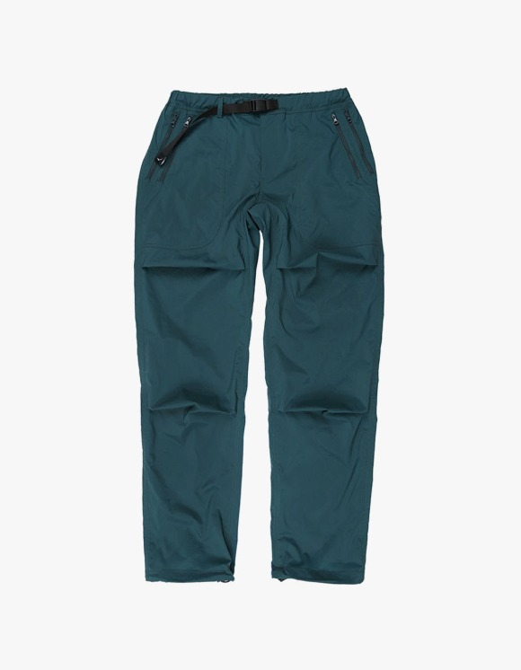Cayl Double Zip Pants - Forest Green | HEIGHTS. | 하이츠 온라인 스토어